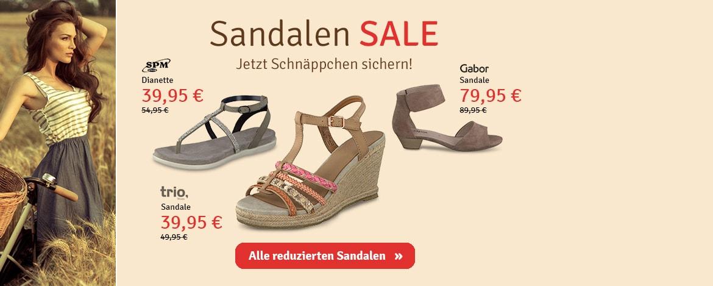 Damen: Sandalen SALE