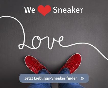 We love Sneaker