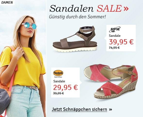 Damen Sandalen SALE