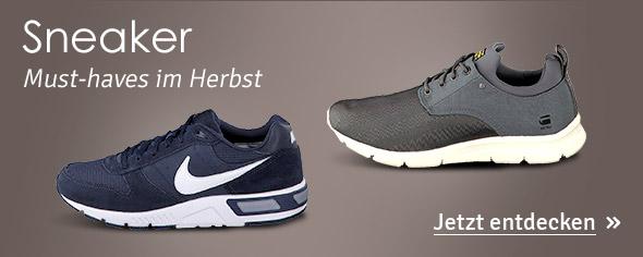 Must-have Sneaker Herbst