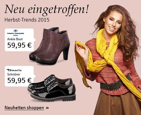 Neue Schuhe & Accessoires