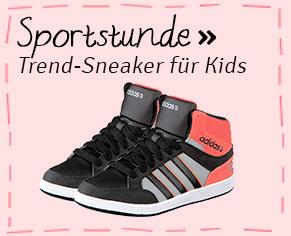 Kinder sportliche Sneaker