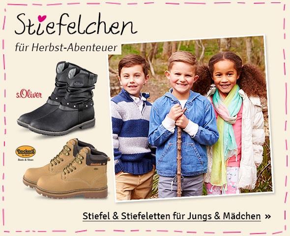 Kinder Stiefelchen