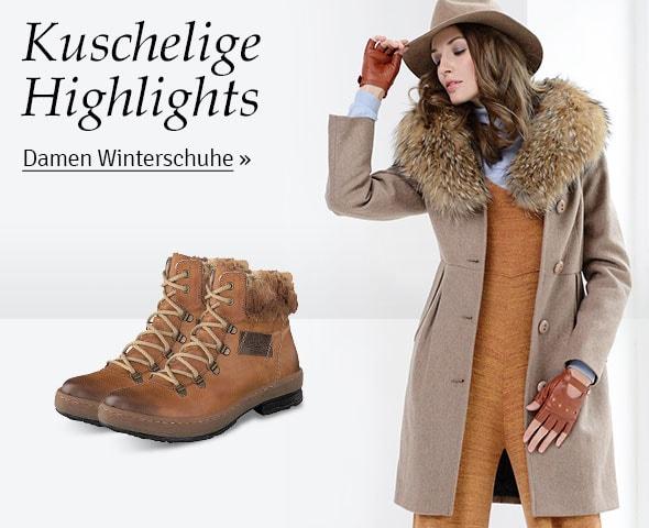 Damen Winterschuhe