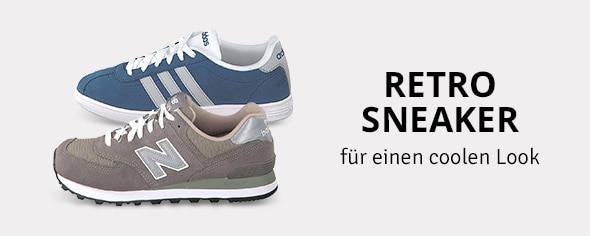 Retro Herren Sneaker