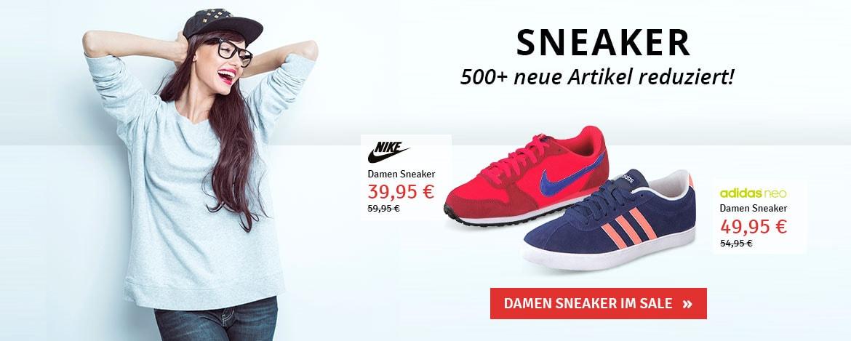 Damen Sneaker SALE