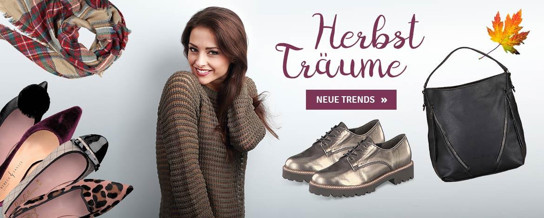 Damen Herbst Trends