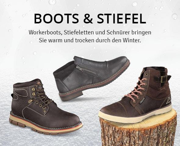 Herren Boots & Stiefel