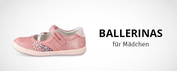 Mädchen Ballerinas