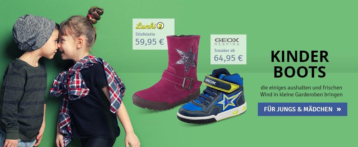 Kinder Boots