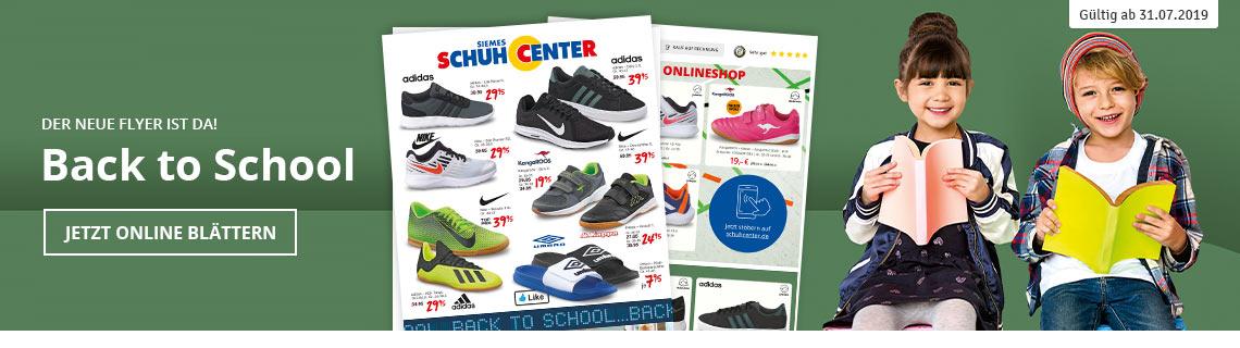Siemes Schuhcenter Prospekt ▷ jetzt Angebote sichern