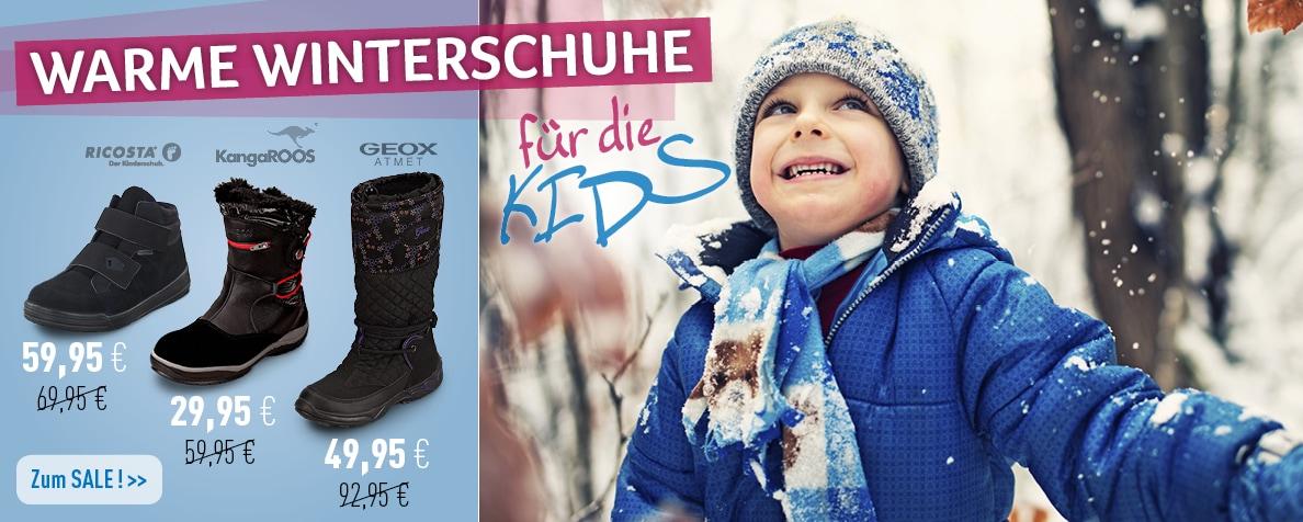Kids Winterschuhe