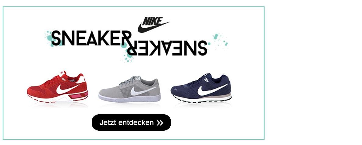 Neu: Nike Sneaker
