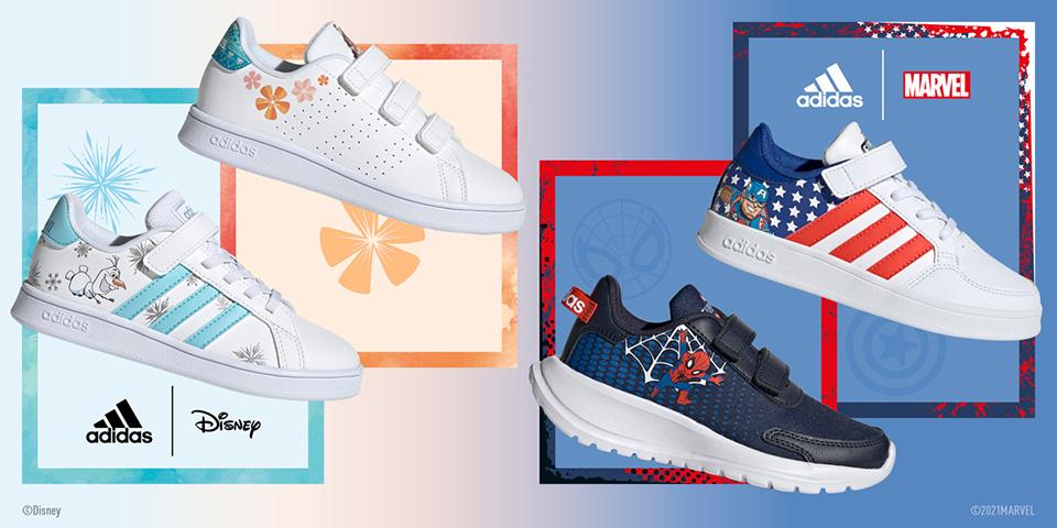 adidas Disney Kinder Sneaker online shoppen auf schuhcenter.de