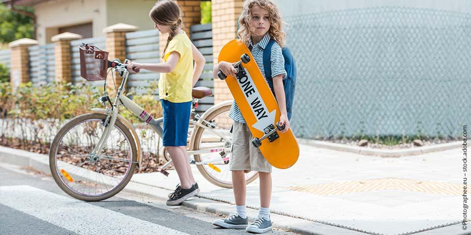 10 Tipps für den sicheren Schulweg
