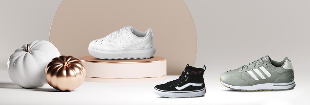 New in Sneakers von adidas, PUMA, Nike, New Balance & Co. zu Top Preisen auf schuhcenter.de