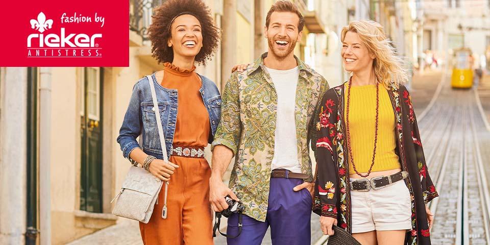 Rieker Sandalen, Slipper, Sneaker und Halbschuhe jetzt günstig im Rieker Markenshop bei Siemes Schuhcenter kaufen