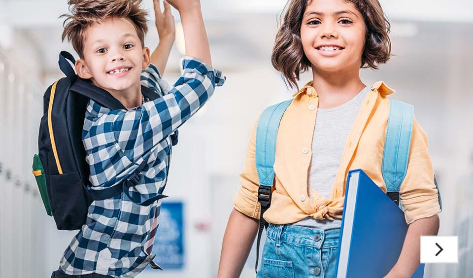 Günstige Sneaker für den Schulanfang jetzt bei Siemes Schuhcenter online kaufen