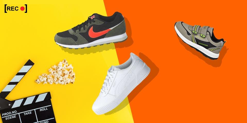 Neue Sneaker von adidas, Nike, PUMA uvm. für Damen, Herren und Kinder