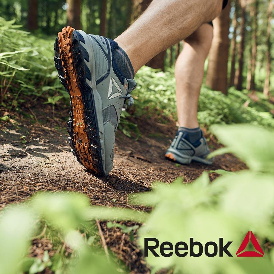 Reebok Ridgerider Trail 4.0 Walking - Laufschuhe für Trailrunning mit zuverlässiger Traktion auf jedem Untergrund