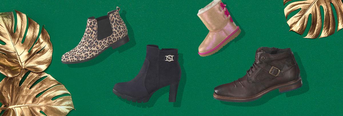 Stiefeletten und Boots für die ganze Familie von Top Marken zu Top Preisen online bei Siemes Schuhenter kaufen