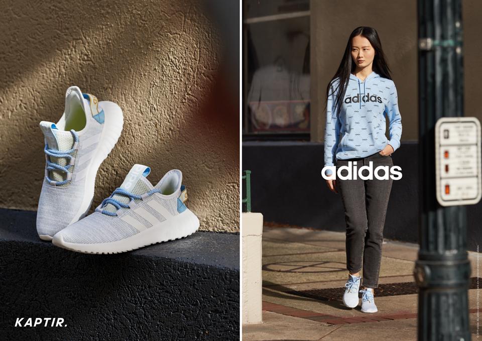 adidas Kaptir Sneaker mit extra weichem Tragegefühl