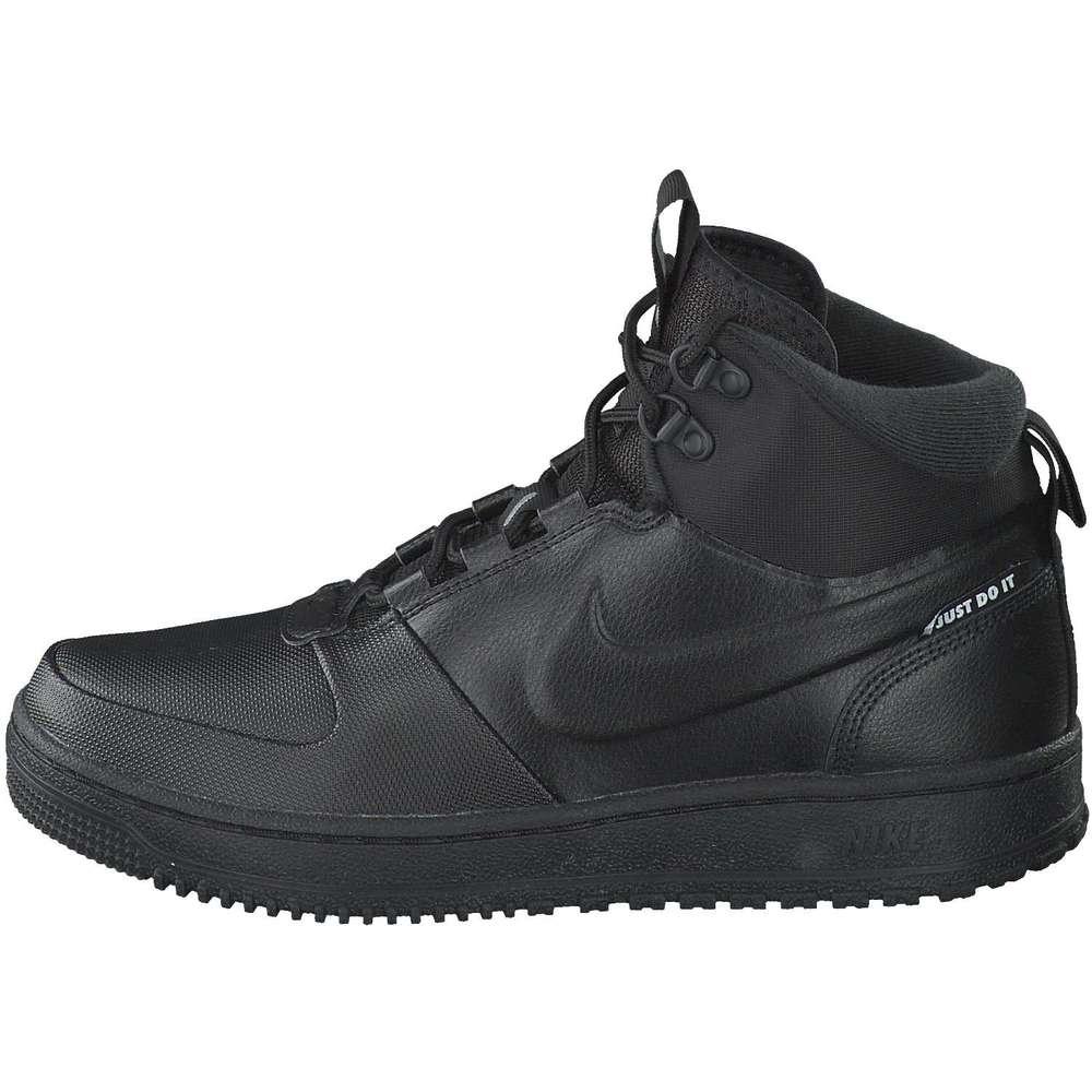 Günstige schwarze Sneaker