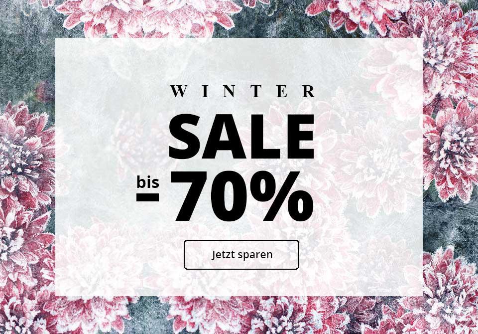 Jetzt stark reduzierte Winterschuhe für Damen, Herren und Kinder online shoppen und bis zu -70% auf Stiefeletten, Stiefel, Boots, Sneaker uvm. sparen