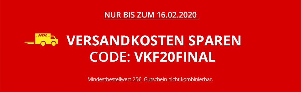 Valentinstags-Geschenk: Jetzt bis So, 16.02. versandkostenfrei Schuhe online bestellen auf schuhcenter.de