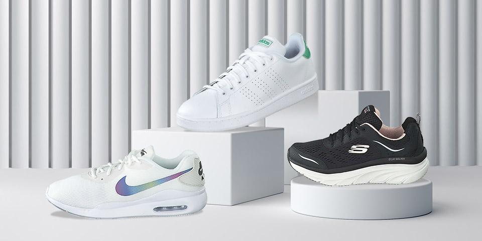 Sneaker Neuheiten 2020 - Entdecken Sie neue Kollektionen von adidas, Nike & Co. oder Top Deals im SALE auf schuhcenter.de