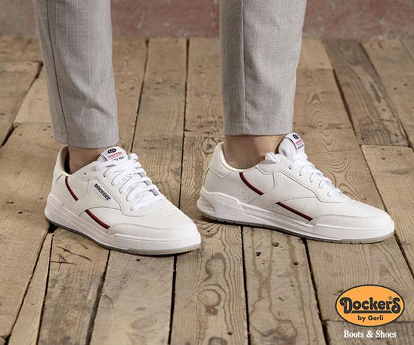 Dockers Herrenschuhe - Sneaker, Boots uvm.