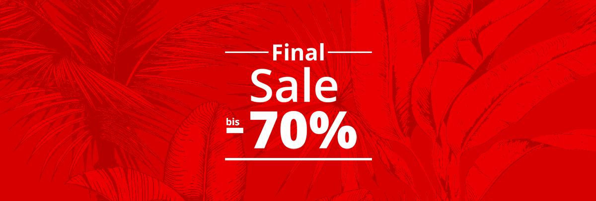 Final Sommer SALE bei Siemes Schuhcenter: Bis -70% sparen