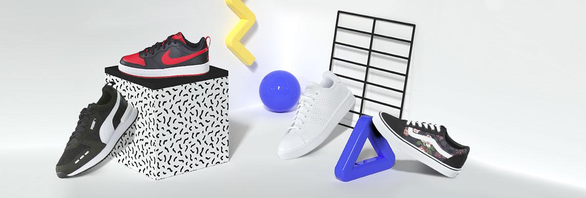 Sneaker Styles 2020 - Entdecken Sie Top Kollektionen von adidas, Nike & Co. oder Top Deals im SALE auf schuhcenter.de