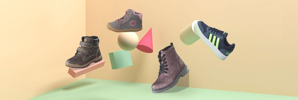 Günstige Kinderschuhe für den Herbst: Entdecken Sie eine große Auswahl an Booties, Stiefeln, Sneaker uvm.