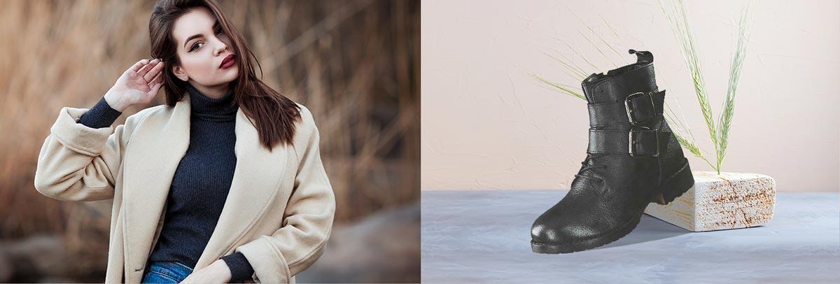 Jetzt neue Damenschuhe für den Herbst auf schuhcenter.de shoppen: Stiefeletten, Boots und mehr