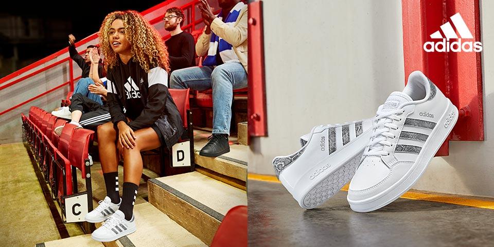 adidas Classics: Grandcourt & Co. Sneaker günstig online kaufen