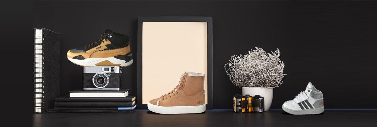 Winter Sneaker 2020 - Entdecken Sie kuschelig warme Top Kollektionen von adidas, PUMA & Co. auf schuhcenter.de