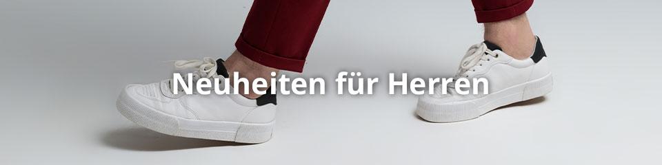 Neue Schuhe für Herren günstig online shoppen: Sneaker und Halbschuhe