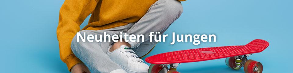 Neue Schuhe für Jungen günstig online shoppen: Sneaker, Halbschuhe uvm.
