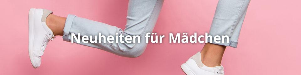 Neue Schuhe für Mädchen günstig online shoppen: Sneaker, Halbschuhe uvm.