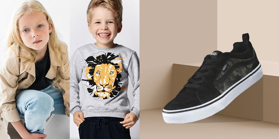 Günstige neue Kinderschuhe für den Frühling: Sneaker, Halbschuhe, Klettschuhe uvm.