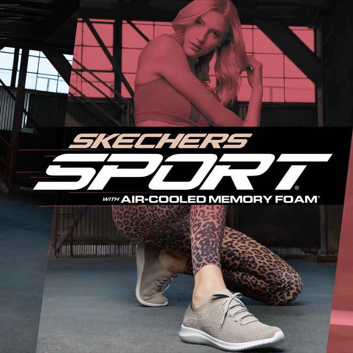 Komfortable Skechers Sneaker für Damen HW2020