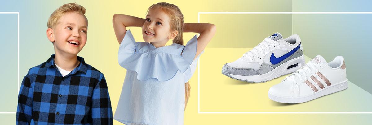 Günstige Kinderschuhe: Sneaker, Klettschuhe, Sandalen uvm.