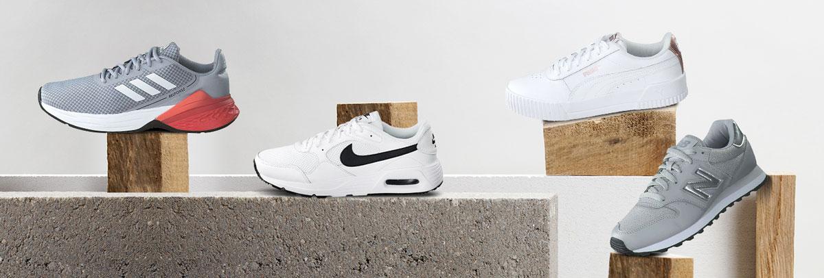 New in Sneakers von adidas, PUMA, Nike & Co. zu Top Preisen auf schuhcenter.de