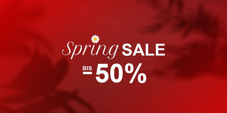 Spring SALE bis -50%: Sneaker, Halbschuhe, Slipper, Sportschuhe uvm. für die ganze Familie
