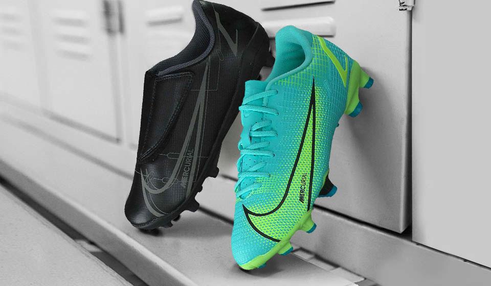Kinder Fussballschuhe von Nike uvm.