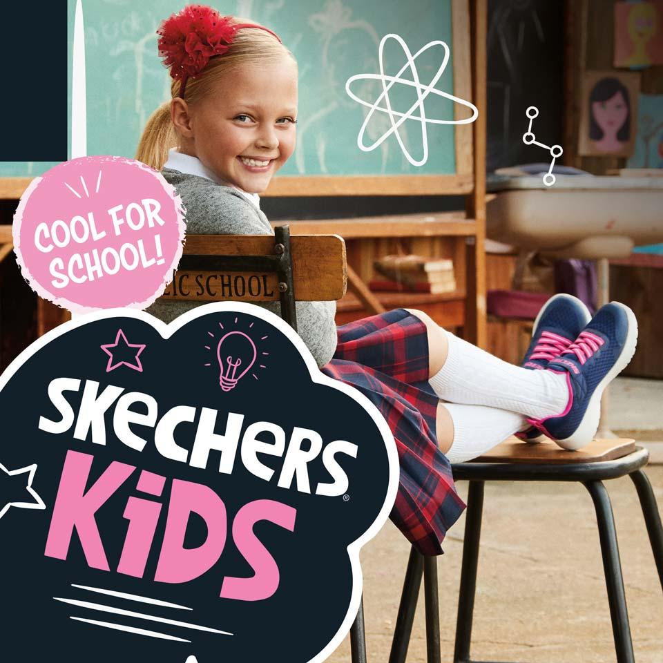 Skechers Sneaker und Leuchtschuhe für Mädchen und Jungen