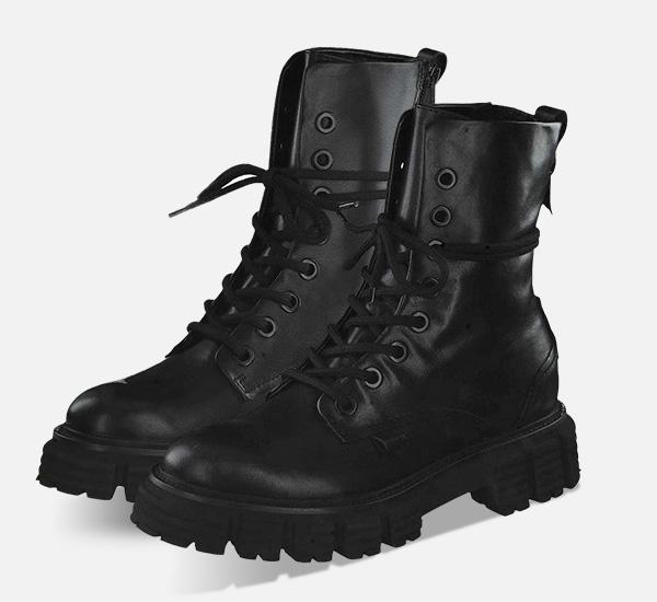 Damen Combat Style Schuhe von Top Marken günstig online shoppen bei Siemes Schuhcenter