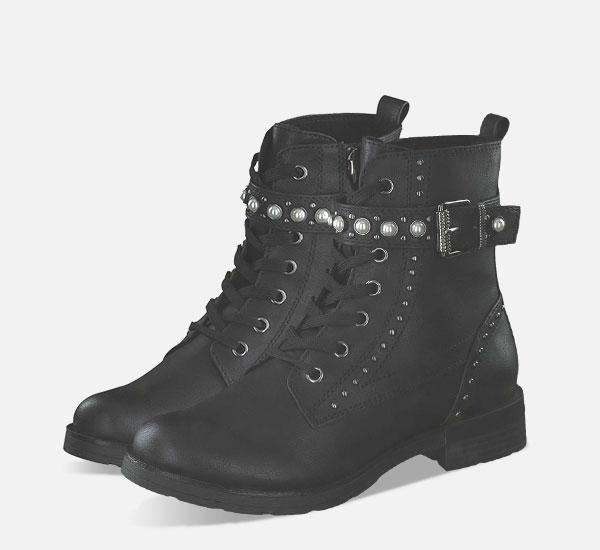 Damen Schnürstiefeletten von Top Marken günstig online shoppen bei Siemes Schuhcenter