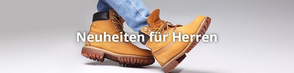 Neue Schuhe für Herren günstig online shoppen: Sneaker und Boots